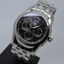 Ορίς (Oris) Artelier Complication 2003 Moonphase 7546 1 year...