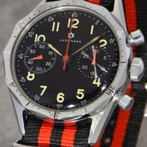 Junghans J88 an aviator's chronograph of the German air force