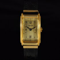 L.Leroy Or rose 42mm Remontage manuel occasion
