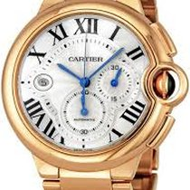 Cartier Ballon Bleu 44mm Rose gold Silver United States of America, New York, New York