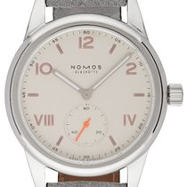 NOMOS Club Campus new Manual winding Watch with original box and original papers 708