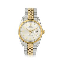 Rolex Datejust Ref. 1601 in 14K Gold and Steel