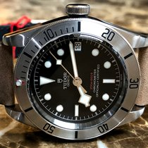 Tudor Black Bay Steel Steel 41mm Black No numerals United States of America, Pennsylvania, Philadelphia
