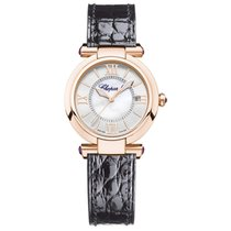 Chopard Rose gold 29mm Automatic 384319-5001 new