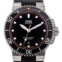 Oris Aquis Date 01 733 7653 4128-07 4 26 34EB 2020 new
