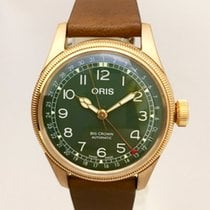 Oris Brons 40mm Automatisk 01 754 7741 3167-07 5 20 58BR ny
