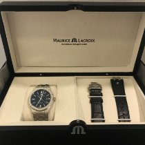 Maurice Lacroix AIKON nieuw 42mm Staal