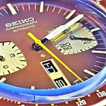 Seiko Bullhead tweedehands 46mm Staal