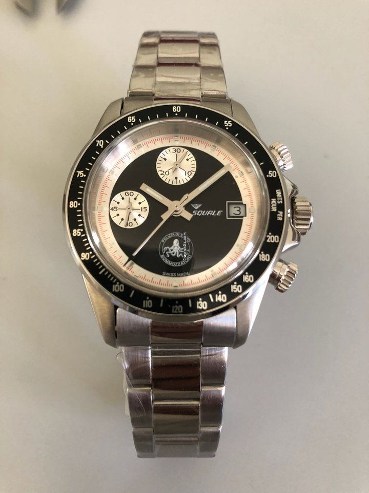 389a162dd9a Squale Limited Edition Cronografo Valjoux 7765 for RM19