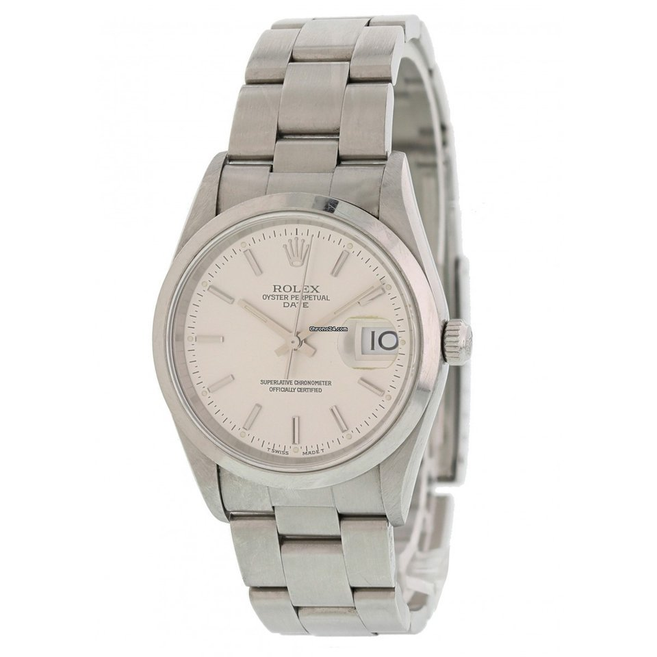 bf88ac83fcd Rolex Oyster Perpetual Date - all prices for Rolex Oyster Perpetual Date  watches on Chrono24