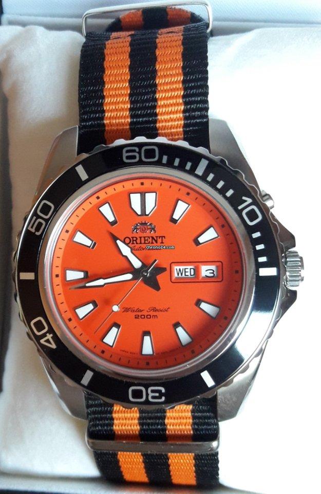 Koupě hodinek Orient  9b7d7683464