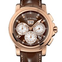 Carl F. Bucherer Rose gold 42mm Automatic CFB4 new