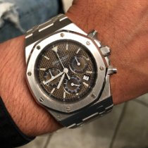 Audemars Piguet Royal Oak Chronograph occasion 39mm Acier