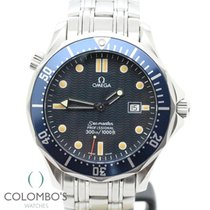 Omega Seamaster Diver 300 M Acero 41mm Azul Sin cifras España, Granollers, colomboswatches.com