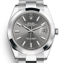 Rolex Datejust II Steel 41mm No numerals United States of America, New Jersey, Woodbridge