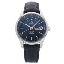 Omega De Ville Hour Vision Steel 41mm Blue No numerals United States of America, Pennsylvania, Bala Cynwyd
