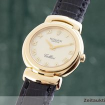 Rolex Cellini 26.5mm Champagne