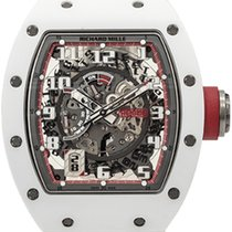 Richard Mille RM 030 Ceramic 2016 RM 030 50mm pre-owned United Kingdom, Essex