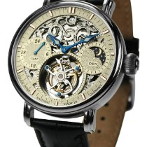 Poljot Skeleton Tourbillon 3360.T05 2019 new