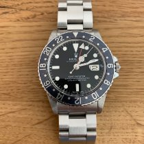 Rolex 1675 Steel 1975 GMT-Master 40mm pre-owned