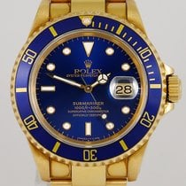 Rolex Submariner Date Yellow gold