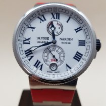 Ulysse Nardin Marine Chronometer Manufacture 1183-126-3/40 2018 подержанные
