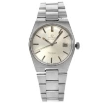 Omega Genève Steel 37mm Silver United States of America, New York, New York