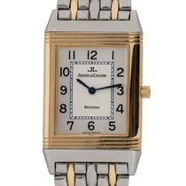 Jaeger-LeCoultre Reverso Classique Gold/Steel 23mm Silver Arabic numerals United States of America, Texas, Austin