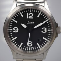 Sinn Steel 38,5mm Automatic 556.014 new