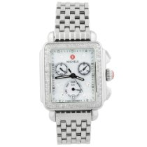 Michele Deco Staal 33mm Parelmoer