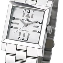 Fortis Steel 26mm Automatic 629.20.72 M new