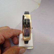 Van Cleef & Arpels Gelbgold 13mm Handaufzug 2.736.321 gebraucht Schweiz, Crans Montana
