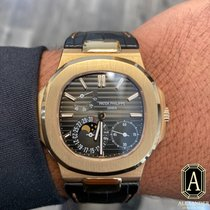 Patek Philippe 5712R-001 Rose gold 2015 Nautilus 40mm pre-owned United States of America, California, Beverly Hills