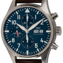 IWC IW377714 Steel 2017 Pilot Chronograph 43mm pre-owned United States of America, Texas, Austin