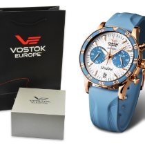 Vostok Women's watch 39mm Quartz new Watch with original box and original papers 2018
