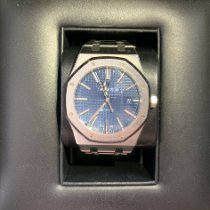 Audemars Piguet Royal Oak Selfwinding occasion 41mm Bleu Date Acier