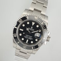 Rolex Submariner Date 116610LN pre-owned
