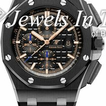 Audemars Piguet Ceramic Automatic Black Royal Oak Offshore Chronograph