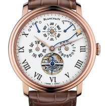 Blancpain Villeret 6638 3631 55B New Rose gold 42mm Automatic