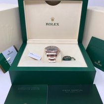 Rolex Sky-Dweller Rose gold 42mm No numerals United States of America, New York, New York