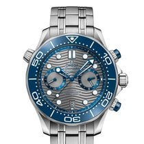 Omega Seamaster Diver 300 M Steel 44mm