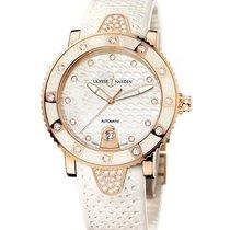 Ulysse Nardin Lady Diver 8106-101EC-3C/10 2015 new