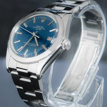 Rolex 15000 Steel Oyster Perpetual Date 34mm pre-owned