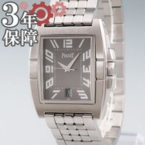 Piaget Upstream pre-owned 33mm Grey