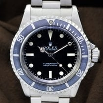 Rolex Submariner (No Date) 5513 1982 pre-owned