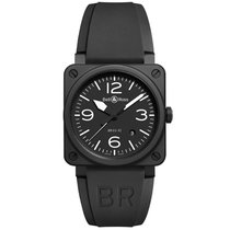 Bell & Ross BR 03-92 Ceramic BR0392-BL-CE 2020 new