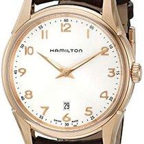 Hamilton Jazzmaster Thinline Acier 42mm Argent Arabes