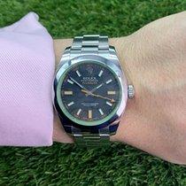 Rolex Milgauss 116400GV 2008 новые
