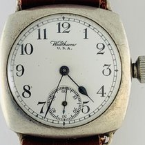 Waltham Silver 31mm Manual winding Waltham  Silver Antique WW1 Officer Trench Watch pre-owned United States of America, California, Woodland Hills. We accept cryptocurrency
