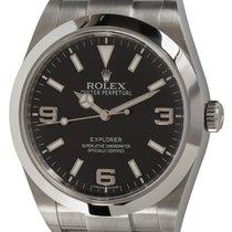 Rolex Explorer 214270 2017 pre-owned